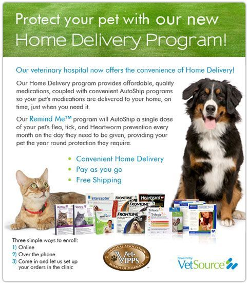 pet home delivery program