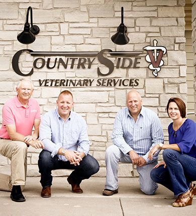 Countryside Veterinary Staff