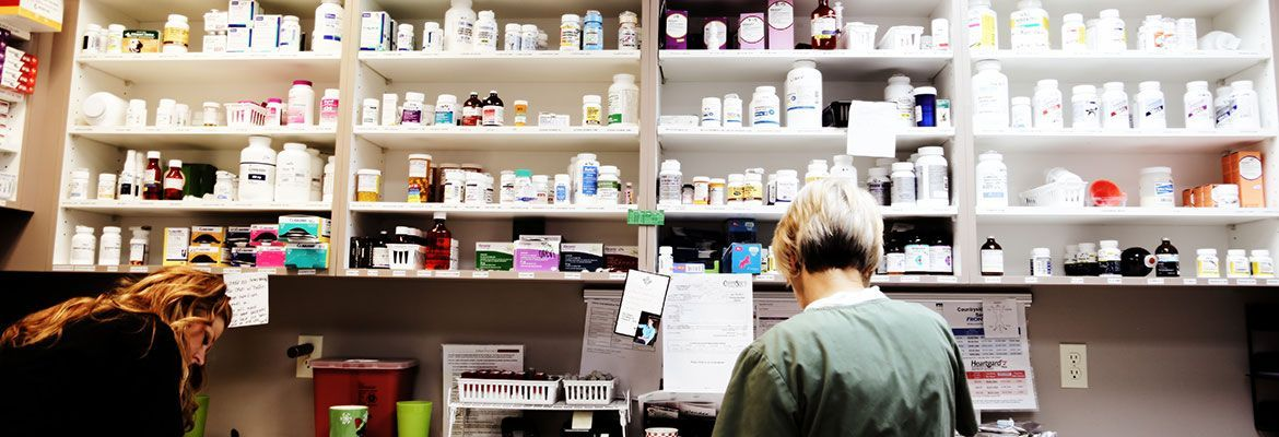 Medication room